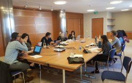"""مؤسسة """"ميزان"""" تنظم دورة تدريبية رابعة في المرافعة الدولية"""