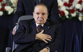 بعد أسابيع من المظاهرات.. الرئيس الجزائري ينسحب من السباق الرئاسي