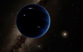 احتمالات وجود الكوكب التاسع في خلفية المجموعة الشمسية