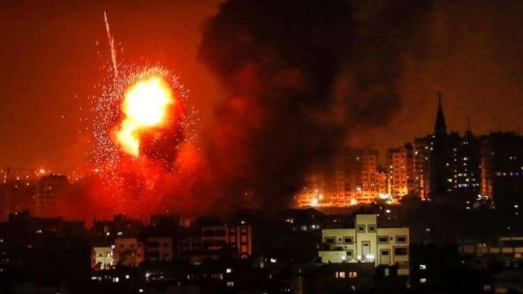 Photo of الطيران الإسرائيلي يستهدف موقعا للمقاومة في غزة