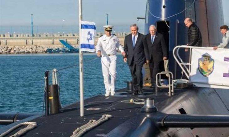 Photo of نتنياهو ينفي تربحه من بيع غواصات ألمانية إلى مصر