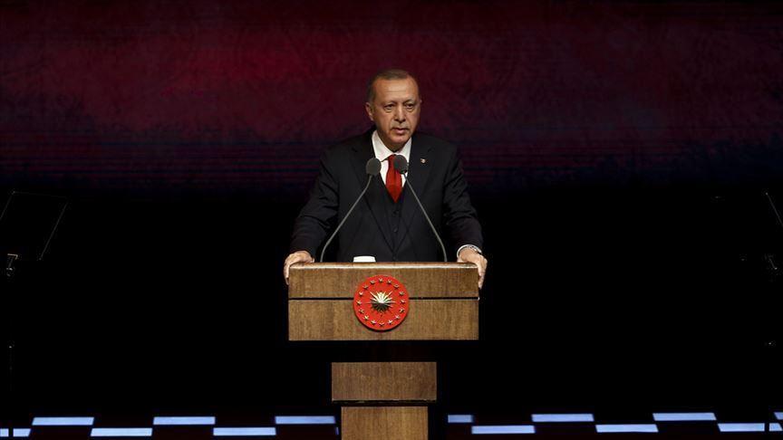 أردوغان لنتنياهو: لو بحثنا عن ظالم في العالم سيكون أنت