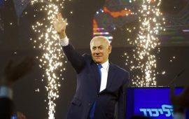 نتنياهو يتطلع لتشكيل حكومة يمينية بعد فوزه في الانتخابات