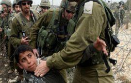 الاحتلال يعتقل طفلًا جريحًا ويعتدي على مواطن في النبي صالح