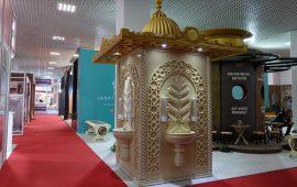 إسطنبول تحتضن معرضًا لمعدات بناء المساجد