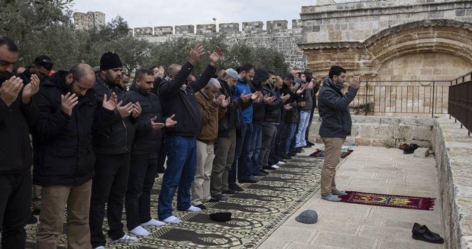 Photo of الاحتلال يعتقل مقدسيين لقيامهما بفتح باب الرحمة