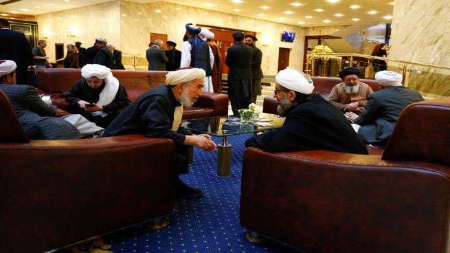 """قطر ترعى مؤتمر الحوار الأفغاني… و""""طالبان"""" ترفض قائمة الحكومة"""