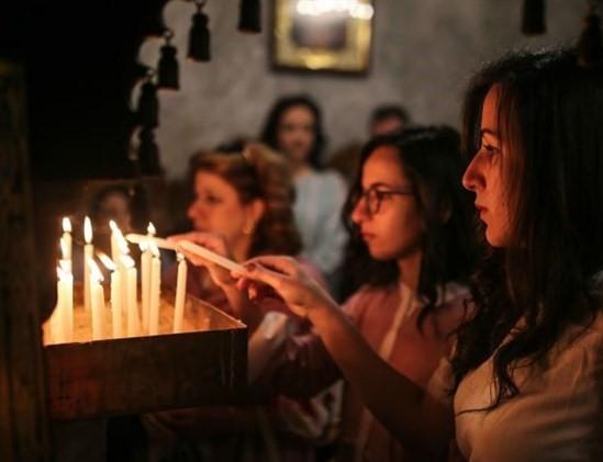 Photo of 500 تصريح لمسيحيي غزة لزيارة الضفة والقدس