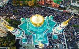 """""""الحضارة الإسلامية في روسيا"""".. الفنون والأدب والمتاحف"""