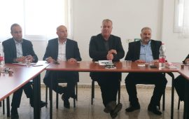 لجنة المتابعة تدعو للتيقظ للأخطار المترتبة على تصاعد حملات التحريض الفاشية على جماهيرنا
