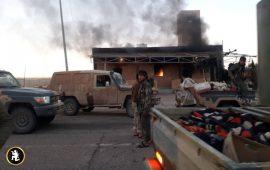 اشتباكات على أطراف طرابلس.. ووصول دعم للوفاق من مصراتة
