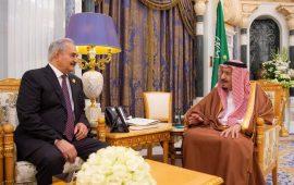 المشري: حفتر طلب ثلاثة أشياء من السعودية قبل مهاجمة طرابلس