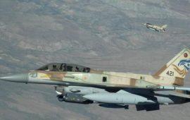 """مناورات لسلاح الجو الإسرائيلي في """"غلاف غزة"""""""