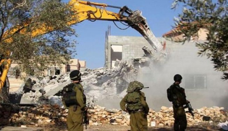 القدس: قرار إسرائيلي بهدم عشرات منازل المقدسيين بسلوان