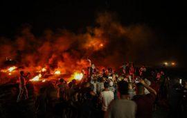 """فصائل المقاومة تدرس العودة لاستخدام """"الأدوات الخشنة"""" على حدود غزة"""