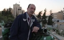 القدس: عائلة صندوقة تتوارث ضرب مدفع رمضان