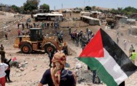 إعلام عبري: تأجيل إخلاء الخان الأحمر بالقدس ما بعد تشكيل الحكومة الإسرائيلية