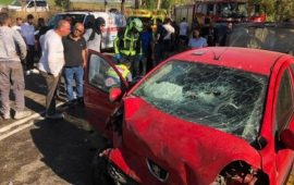 دبورية: مصرع شخص وإصابة آخرين بحادث طرق