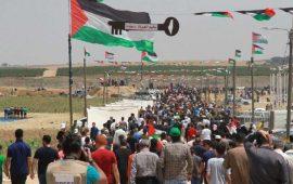 الشعب الفلسطيني يحيي ذكرى النكبة في مناطق التواجد كافة
