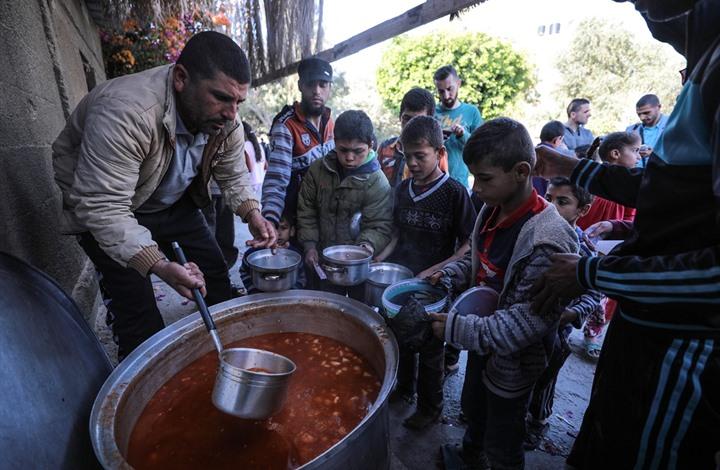 """Photo of مبادرات """"التكية"""" تنتشر بغزة لمساعدة الأسر الفقيرة برمضان"""