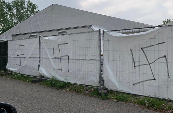 عنصريون يعتدون على خيام رمضانية في ألمانيا