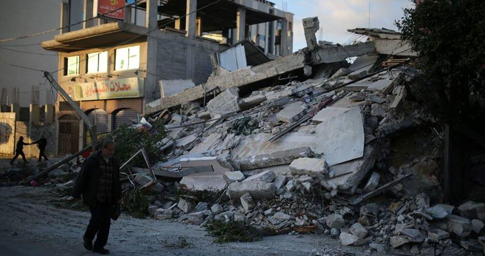 غزة: 9.5 مليون دولار خسائر مختلف القطاعات في العدوان الأخير