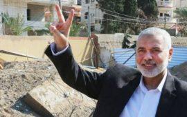 هنية: الاحتلال هو من طلب التهدئة بالعدوان الأخير