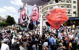 مظاهرات بـ30 دولة إحياءً ليوم القدس العالمي