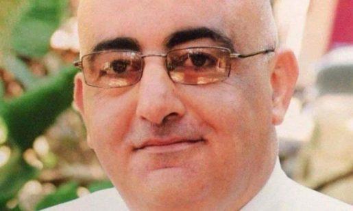 المرحوم غسان عوكل