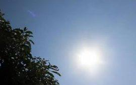 حالة الطقس: أجواء اعتيادية لمثل هذا الوقت
