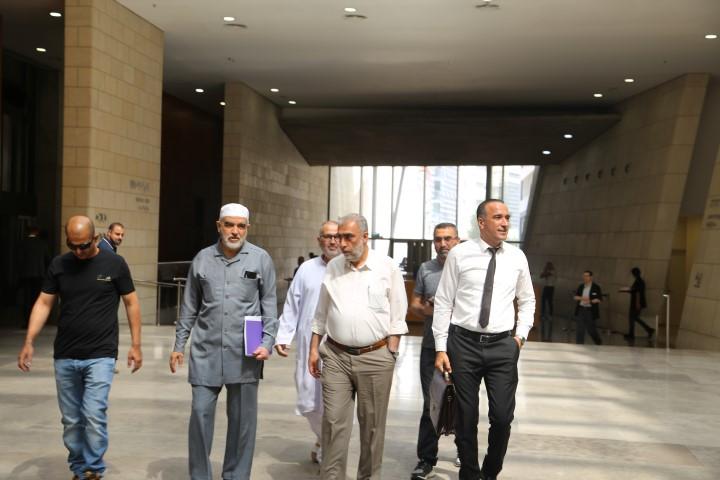 النيابة الإسرائيلية تواصل اعتداءها على الثوابت في محاكمة الشيخ رائد صلاح