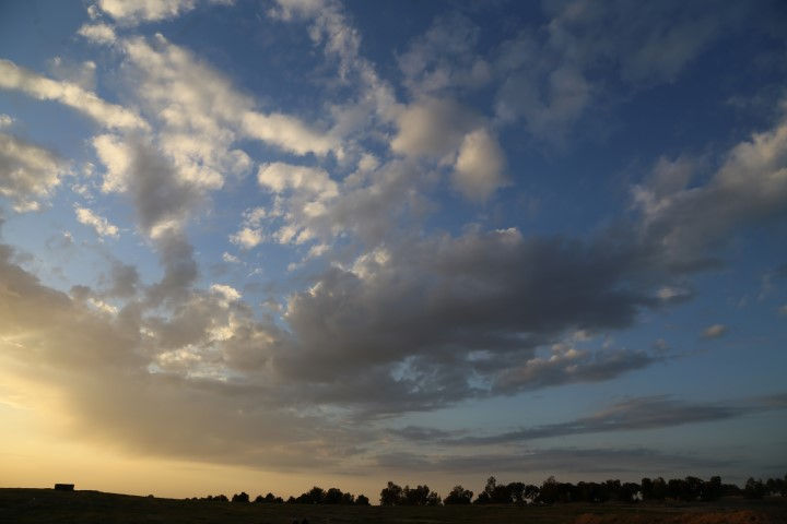 Photo of حالة الطقس: لطيف وغائم جزئيا