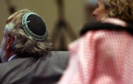 مستشرق إسرائيلي: قريبا سيبنى كنيس يهودي في السعودية