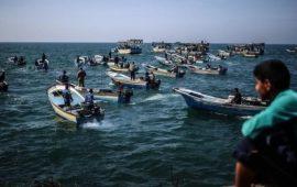 الاحتلال يعيد توسعة مساحة الصيد بغزة لـ 15 ميلًا