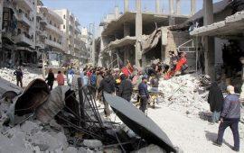 الشبكة السورية: مقتل 565 مدنيًا منذ سبتمبر 2018 على يد النظام وحلفائه