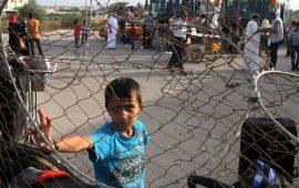 """""""أوروبا"""": حصار غزة يجب أن ينتهي"""