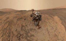 """اكتشاف كميات ضخمة من الغاز على """"الكوكب الأحمر"""""""