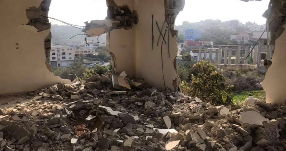 Photo of الاحتلال يخطر بهدم منزل في بلدة سلوان بالقدس