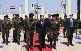 مصادر إعلامية: السيسي يطيح بقيادات عسكرية جديدة
