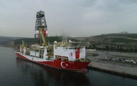 أوروبا تهدد تركيا إذا واصلت التنقيب عن الغاز بالمتوسط
