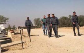النقب: جولة استفزازية للشرطة في قرية العراقيب