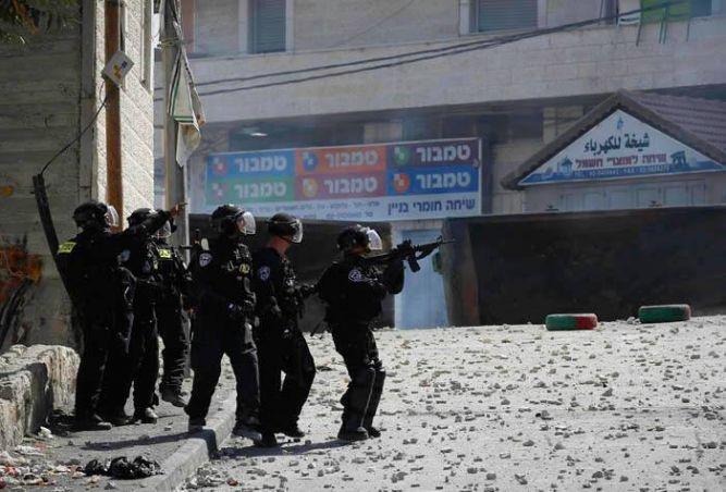Photo of إصابة 50 مواطنا خلال مواجهات مع الاحتلال في العيسوية