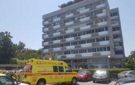 مصرع عامل سقط من علو في حيفا