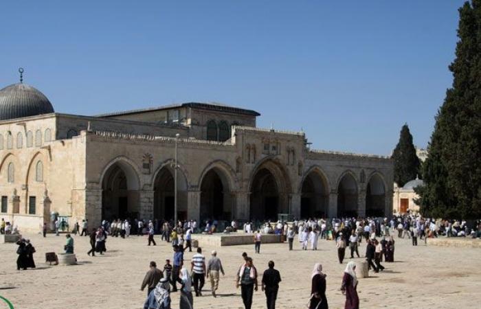 القدس: الإفراج عن حارس الأقصى مهند إدريس دون شروط