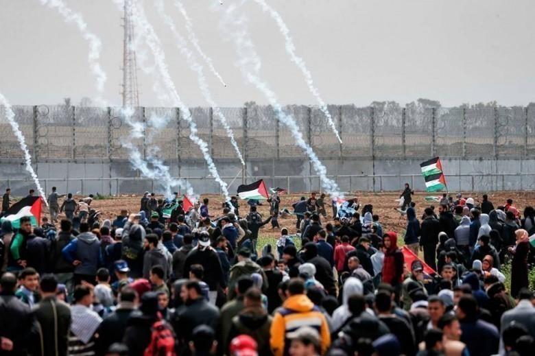 "Photo of جماهير قطاع غزة تتجهز لـ ""جمعة الأرض مش للبيع"""