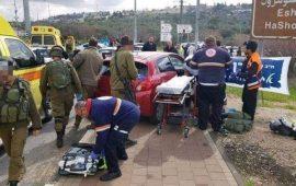"""انتحار جندي إسرائيلي على مفترق """"آرائيل"""" قرب سلفيت"""
