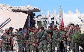 هل بدأ جيش الأسد القتال ضد طهران؟