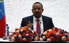 """رئيس وزراء إثيوبيا يصل الخرطوم للوساطة بين """"العسكري"""" والمعارضة"""