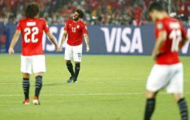 مصر تودّع المنافسة على كأس أمم أفريقيا
