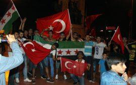 سوريو إسطنبول… حملة للدفاع عن اللاجئين والأتراك